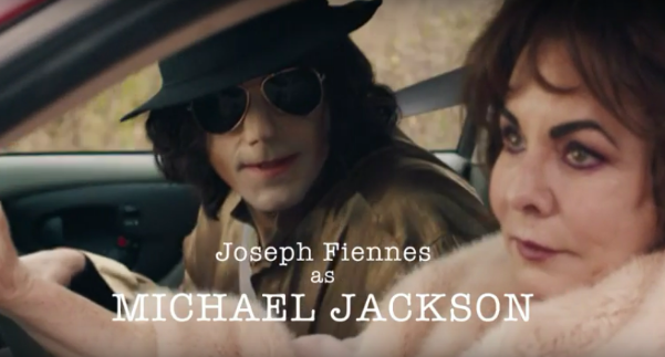 White Actor Plays Michael Jackson In New Series