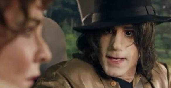 White Actor Plays Michael Jackson In New Series [VIDEO]