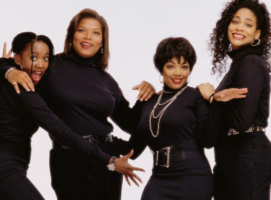Queen Latifah Reveals 'Living Single' Reboot On The Way!
