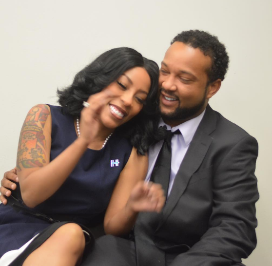 K.Michelle Hints She's Engaged!