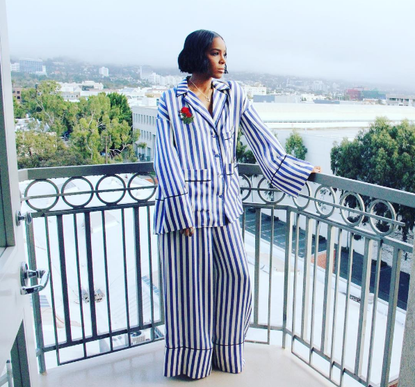 Kelly Rowland's KILLER Fashion: Baja East, Audra & Off White [Photos]