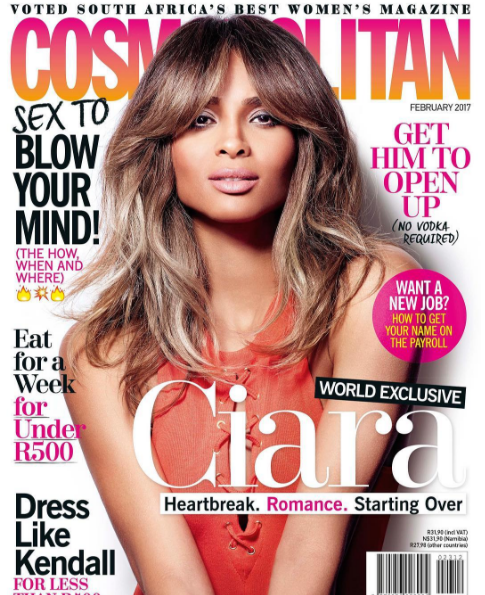 Ciara On Abstaining From Sex Before Marrying Russell Wilson: It was his idea.