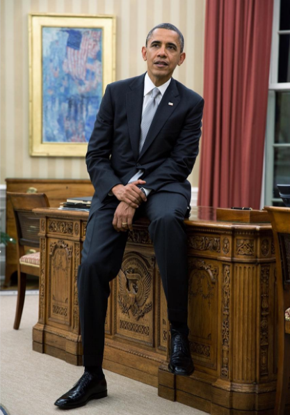 Obama's Writes Farewell Letter: 'You Made Me a Better Man'