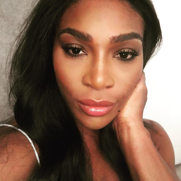 Serena Williams Launching Beauty Line
