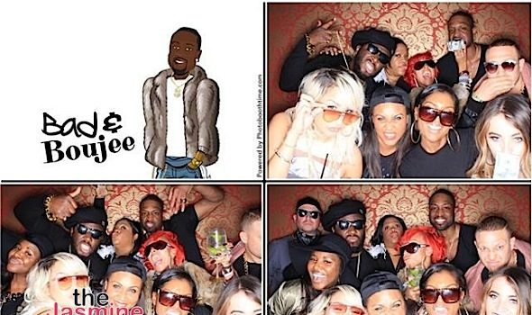 """D.Wade Celebrates 35th B-Day With """"Bad & Boujee"""" Bash [Photos]"""