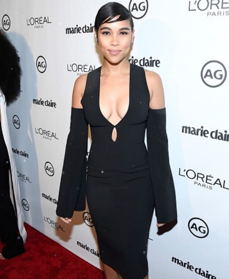Alexandra Shipp In Talks To Star In 'Simon vs. The Homo Sapiens Agenda'