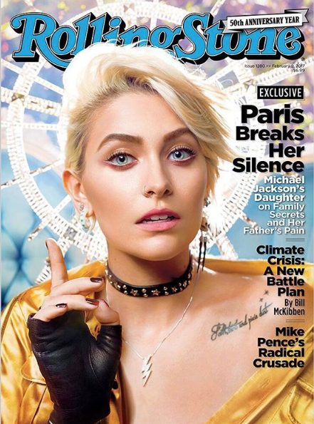 Paris Jackson Battled Suicide, Was Sexually Assaulted at 14