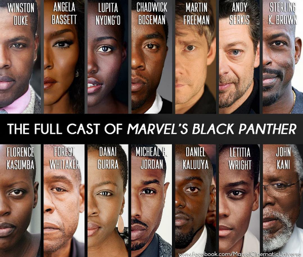 'Black Panther' Production Starring Chadwick Boseman Begins