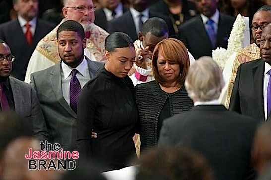 Bishop Eddie Long Laid To Rest With 6 Hour Funeral