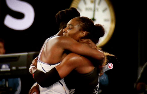 Venus Congratulates Sister Serena Williams' Historical Win: Your win has always been my win.