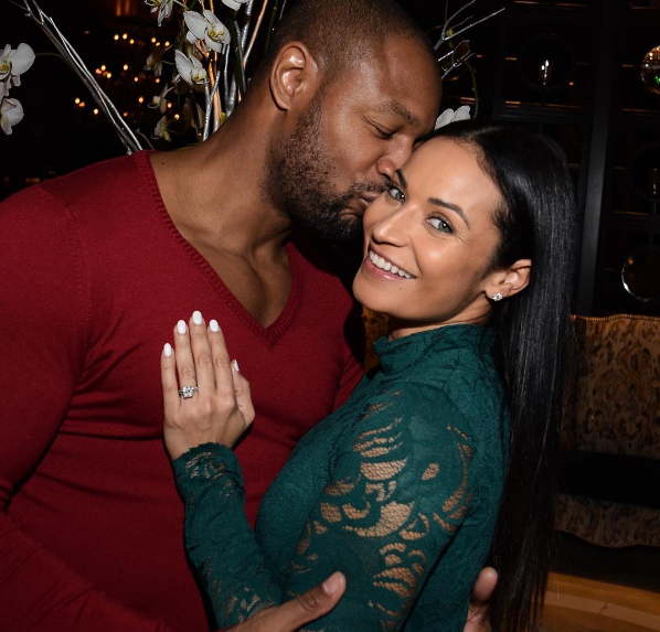 Singer Tank & Zena Foster Engaged! [Photos]