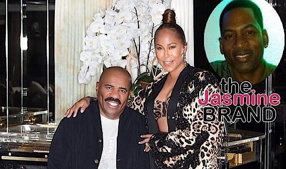 Tony Rock Slams Steve Harvey: His 3rd wife was his MISTRESS!
