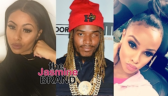 Fetty Wap's Ex Alexis Skyy: He cheated on me with Masika Kaylsha on my birthday.