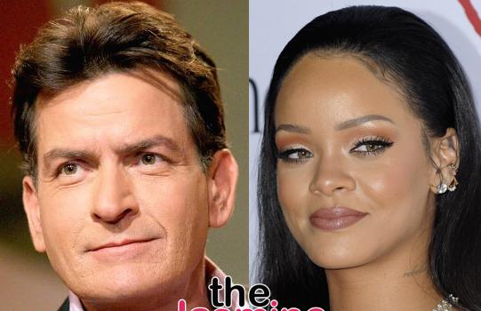 Charlie Sheen Calls Rihanna A B*tch [VIDEO]