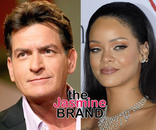 Charlie Sheen Apologizes to Rihanna For Calling Her A B*tch