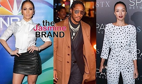 Erica Dixon, Sherri Shepherd, J.Lo, Future, Draya Michele, Skai Jackson [Celebrity Stalking]