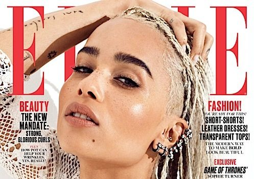 Zoë Kravitz Dishes On Mother Lisa Bonet: She shook things up!