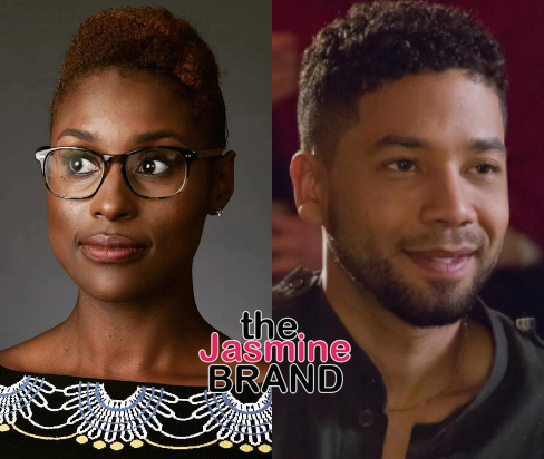 Issa Rae & Jussie Smollet Launch 'Giants' YouTube Series + See the Teaser!