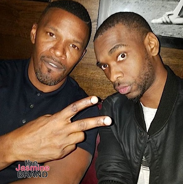 "Jamie Foxx's ""White Famous"", Starring Jay Pharoah, Picked Up By Showtime"