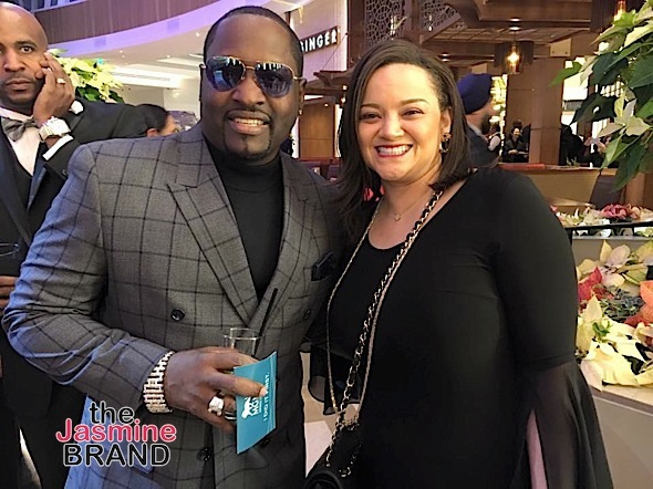 (EXCLUSIVE) Stacy Lattisaw's Family PISSED At Johnny Gill Over New Edition Movie