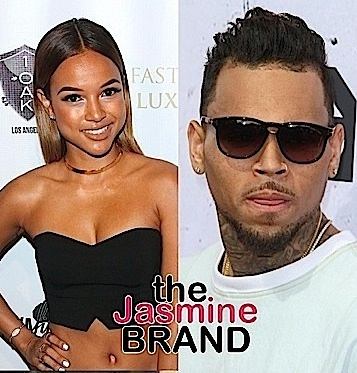 Chris Brown Tells Karrueche Tran To Shut-Up: I made you FAMOUS!