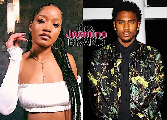 Trey Songz To Keke Palmer: You're Lying!