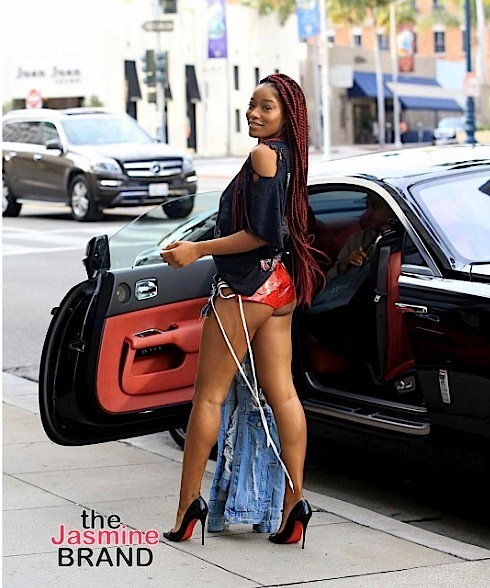 Draya Michele Twerks for the 'Gram + Keke Palmer Gets Cheeky [Photos]