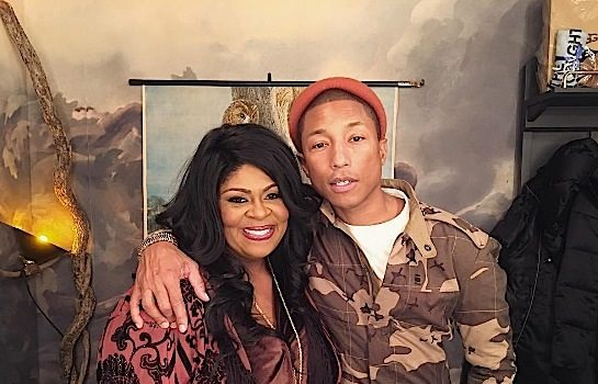Pharrell Speaks Out, Reprimanding Kim Burrell's Anti Gay Stance