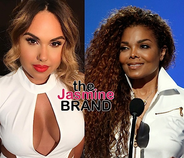 Kristinia DeBarge Wants To Find Janet Jackson's Rumored, Secret Daughter: I believe I have a sister out there.