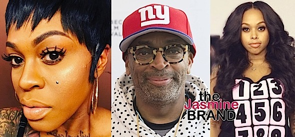Lil Mo Blasts Spike Lee: Stop bullying & disrespecting Chrisette Michele! [VIDEO]