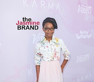 "'Black-ish' Actress Marsai Martin To Executive Produce & Star In ""Little"" Movie"