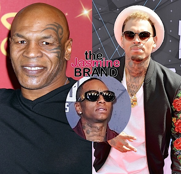 Mike Tyson Drops Soulja Boy Diss Video: You'll sh*t your pants! [VIDEO]