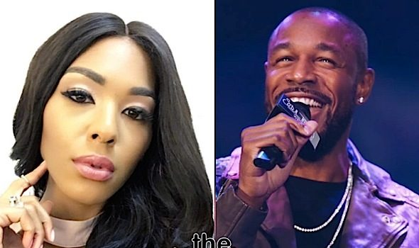 Moniece Slaughter To Tank: You Got Me PREGNANT! Claims Singer Cheats On Girlfriend