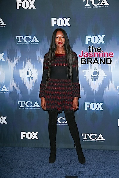 Naomi Campbell On Why She Won't Do An All-Black TV Show: It Would Be Hypocritical Given What I've Stood For…Balanced Inclusion