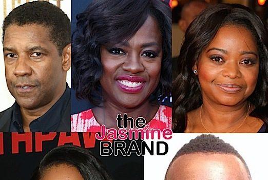 Denzel Washington, Mahershala Ali, Viola Davis, Octavia Spencer, Naomie Harris Snag Oscar Nominations: See Complete List