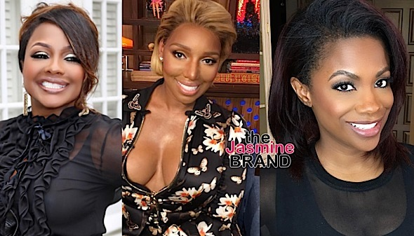 NeNe Leakes Sides With Kandi Burruss Over Fall-Out With Phaedra Parks