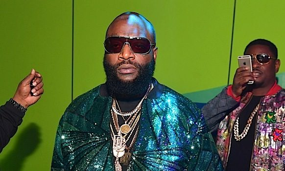 Rick Ross Rushed To Hospital, Found Unresponsive & Slobbering