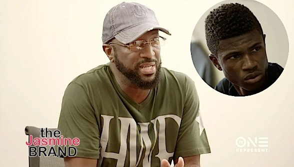 Rickey Smiley's Son Isn't Attracted To Black Women: I like foreign girls.
