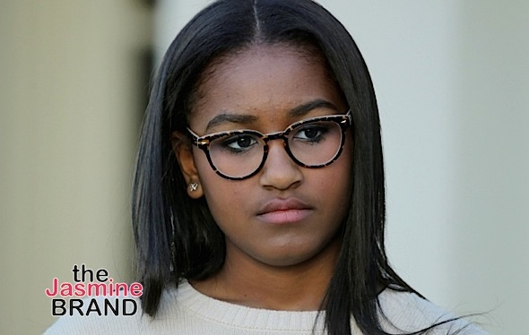 Sasha Obama Could Make $8 Million A Year From Endorsements Deals If She Becomes A Social Media Influencer