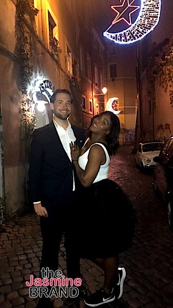 Serena Williams & Fiancé Getting Married In New Orleans