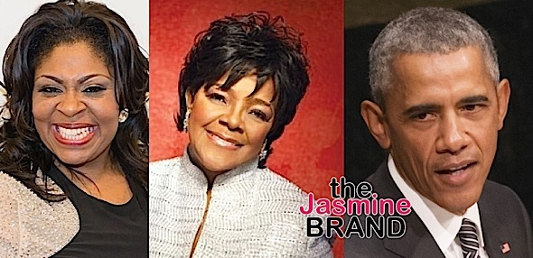 Did Shirley Caesar Defend Kim Burrell & Blame Obama For Making Gays Acceptable?