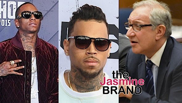 Chris Brown's Attorney Hurls Insults At Soulja Boy On Twitter