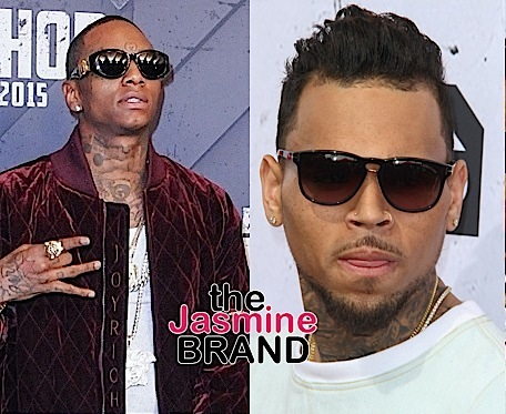 Chris Brown & Soulja Boy: We're Not Taking A Drug Test, Move The Fight To Dubai