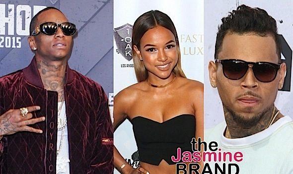 Soulja Boy Calls Chris Brown A Cocaine Snorting Woman Beater, Chris Responds + Karrueche Dragged Into Beef [VIDEO]