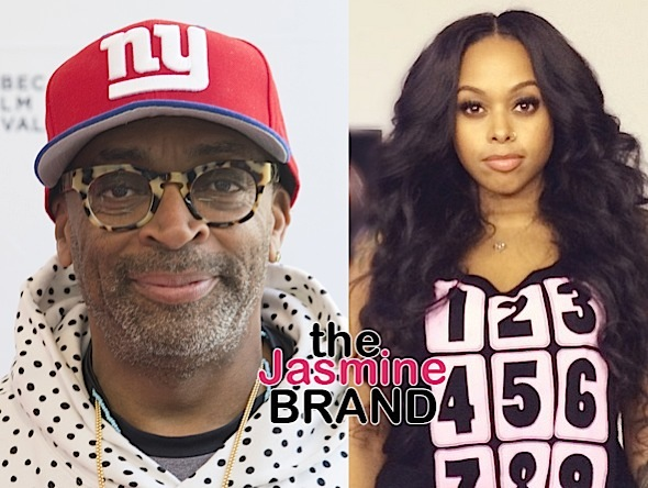 Spike Lee Wont Use Chrisette Michele In New Series Over Trump Performance