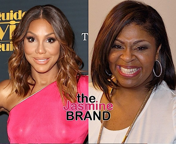 Tamar Braxton: We should LOVE & Pray For Kim Burrell