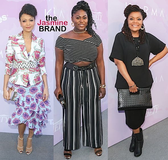 Marsai Martin, Miles Brown, Thandie Newton, Danielle Brooks, Yvette Nicole Brown
