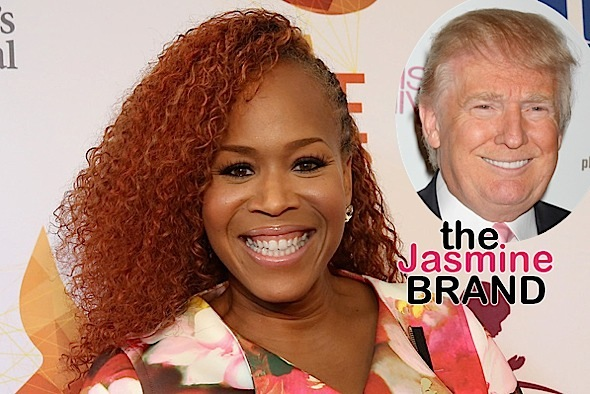 Gospel Artist Tina Campbell Supports Trump: I forgive him.