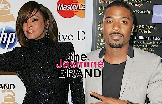 Ray J: It's my fault Whitney Houston Died