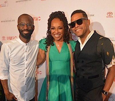 "Bryan-Michael Cox Hosts 13th Annual ""The Breakfast Club"" Brunch: Siedah Garrett & Maxwell Honored"